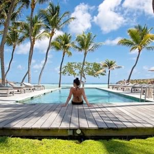 St Barths is one perfect place to stay.