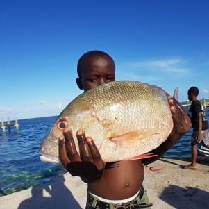 Big catch in Andros.