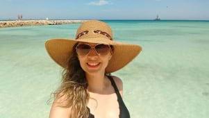 A relaxing day in Aruba