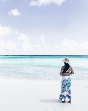 Ocean dreaming in Berry Islands.