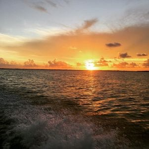 Lower Florida Keys sunset