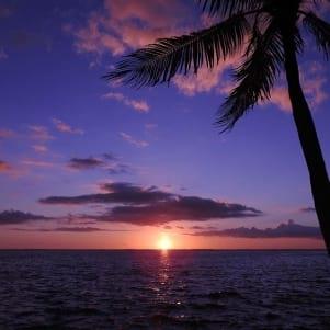 Captivating sunset in Captiva