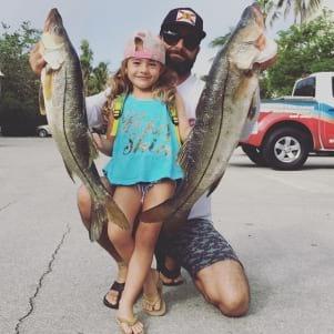 A big catch in Captiva.