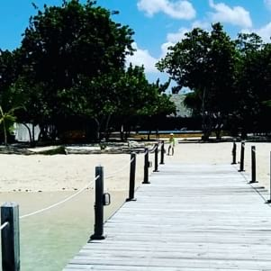 A Sunny day in Dominican Republic