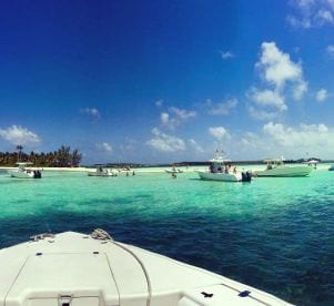 One of our favorite places, Tahiti Beach Elbow Cay Bahamas