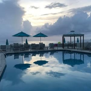 Mystical pool in Grand Cayman!