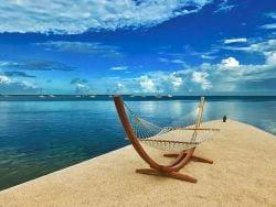 Hammock time in Islamorada, the Florida Keys