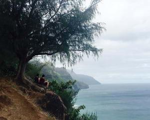 Mystical island in Kauia