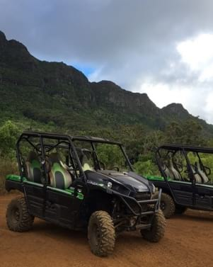 Our last day in Kauai, the ranch is a must!