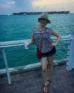 Hanging out in Key West
