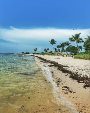 Sombrero Beach Marathon in the Florida Keys