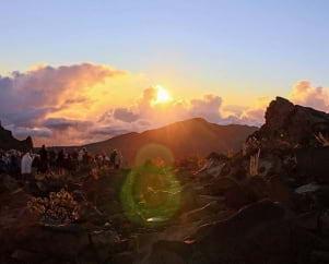 What a beautiful sunrise in Maui