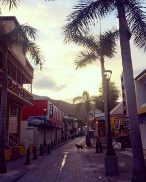 This beautiful island of St Maarten