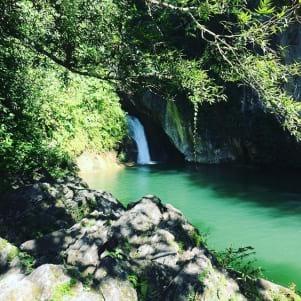 A hidden paradise in Trinidad